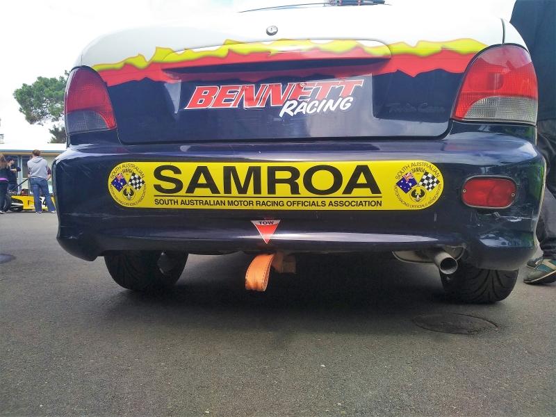 Tow point - SAMROA
