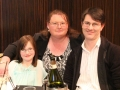 Bronwen, Adrian & Chloe