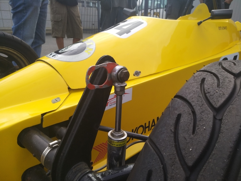 Formula Vee Tow Point front